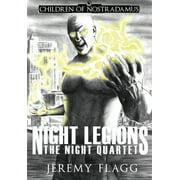 The Night Quartet: Night Legions (Hardcover)