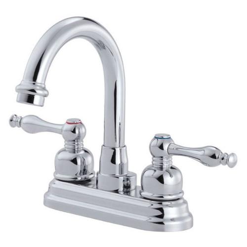 Danze Sheridan Double Handle Centerset Bathroom Faucet