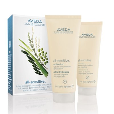 Aveda All-Sensitive Set 2 Step Skin Care Kit Illuminage - Youth Cell Concentrate - 30ml/1oz