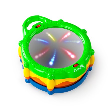 Bright Starts Light & Learn Drum with Lights and Melodies