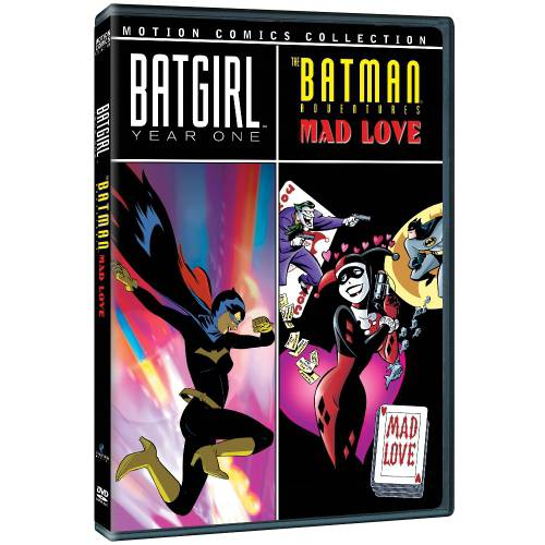 Batgirl: Year One / The Batman Adventures: Mad Love (Widescreen)