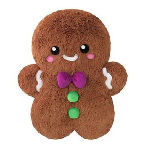 Gingerbread Man Mini Squish 7 Inch Stuffed Animal By Squishable