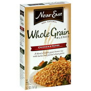 Near East Chicken & Herb Whole Grain Blends, 5.7 oz (Pack of 12)