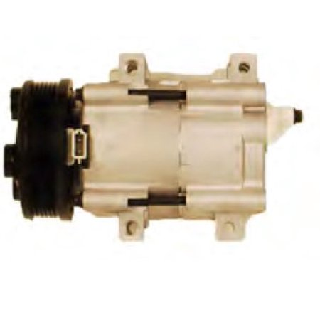 OEM VALEO AC COMPRESSOR FITS MERCURY 01-04 SABLE 3.0L V6 182 CID FS10  58168 618168 58168 618168 Mercury Sable Air Conditioning Compressor