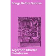 Songs Before Sunrise - eBook