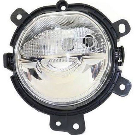 Go Minis Promo Code (Compatible 2015 - 2016 Mini Cooper Driving Light - Right (Passenger) Side - (F55 Body Code; 4 Door) 63 17 7 298 334 MC2563100 Replacement For Mini)