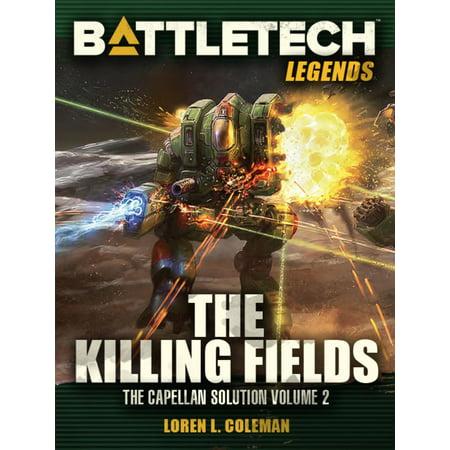 BattleTech Legends: The Killing Fields (The Capellan Solution #2) - eBook