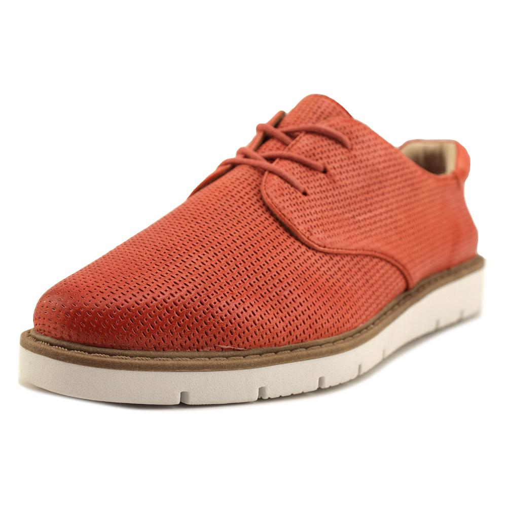 Sofft Norland Round Toe Leather Fashion Sneakers by Sofft