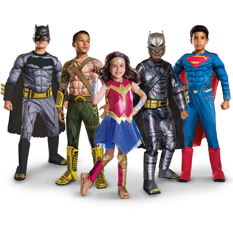 batman vs superman: dawn of justice deluxe superman child halloween