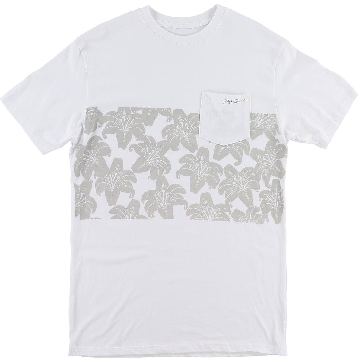 Jack O/'neill Backyard Long Sleeve T-Shirt Navy Mens Small New