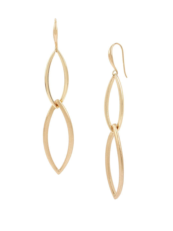 Raising Arizona Double Drop Earrings<br>