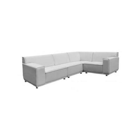 White Line 4 Pc Parker Modular Sofa Set picture