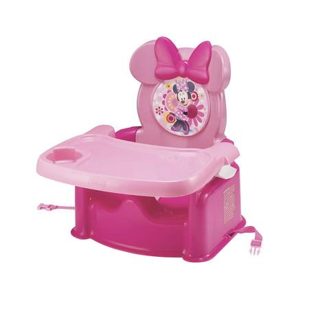 Pleasing Disney Minnie Mouse Booster Seat Toddler Booster Seat 6M Customarchery Wood Chair Design Ideas Customarcherynet