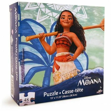Disney Moana 30352270 Marvel Comics 10 In 1 Puzzle Set