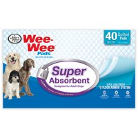 Four Paws Wee-Wee Super Absorbent Dog Training Pads
