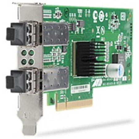Refurbished Allied Telesis AT-ANC10S/2-SP10SR-901 10 Gigabit Network Adapter - PCIe 2.0 x8 - 2 x SP10SR Combo