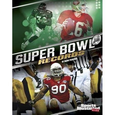 Super Bowl Records (Campy Super Record)