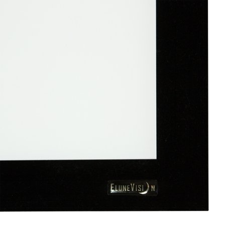 "Elunevision Elara 106"" 1.1 gain Fixed-Frame Projector Screen - image 4 de 5"
