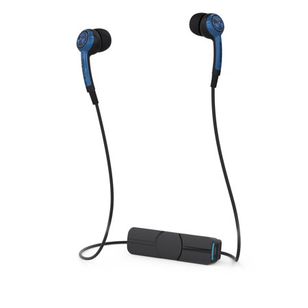 IFROGZ Plugz Wireless Bluetooth Earbuds - Blue