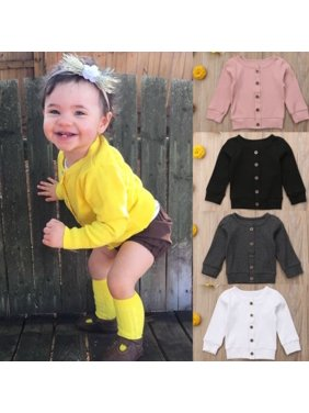 Product Image Knitted Cardigan Sweater O-Neck Baby Clothing Spring Autumn  Kid Knitwear Coat d2293a4cb