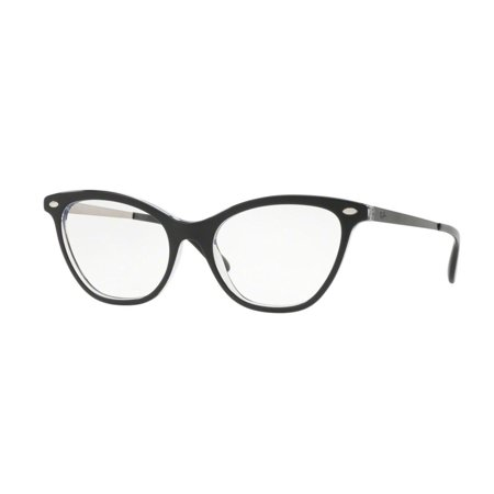 Womens 5360 Optical Frames, Negro, 52 Ray-Ban