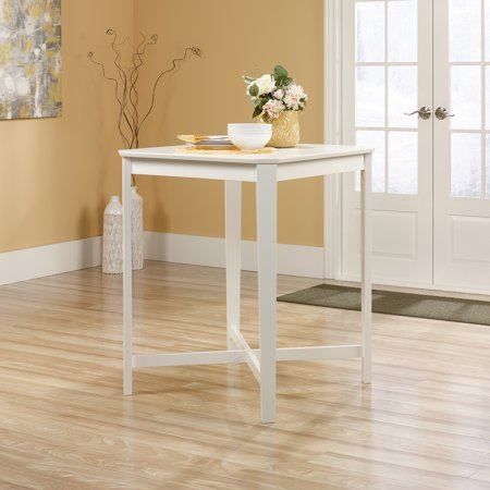 Sauder Original Cottage Counter Height Table White
