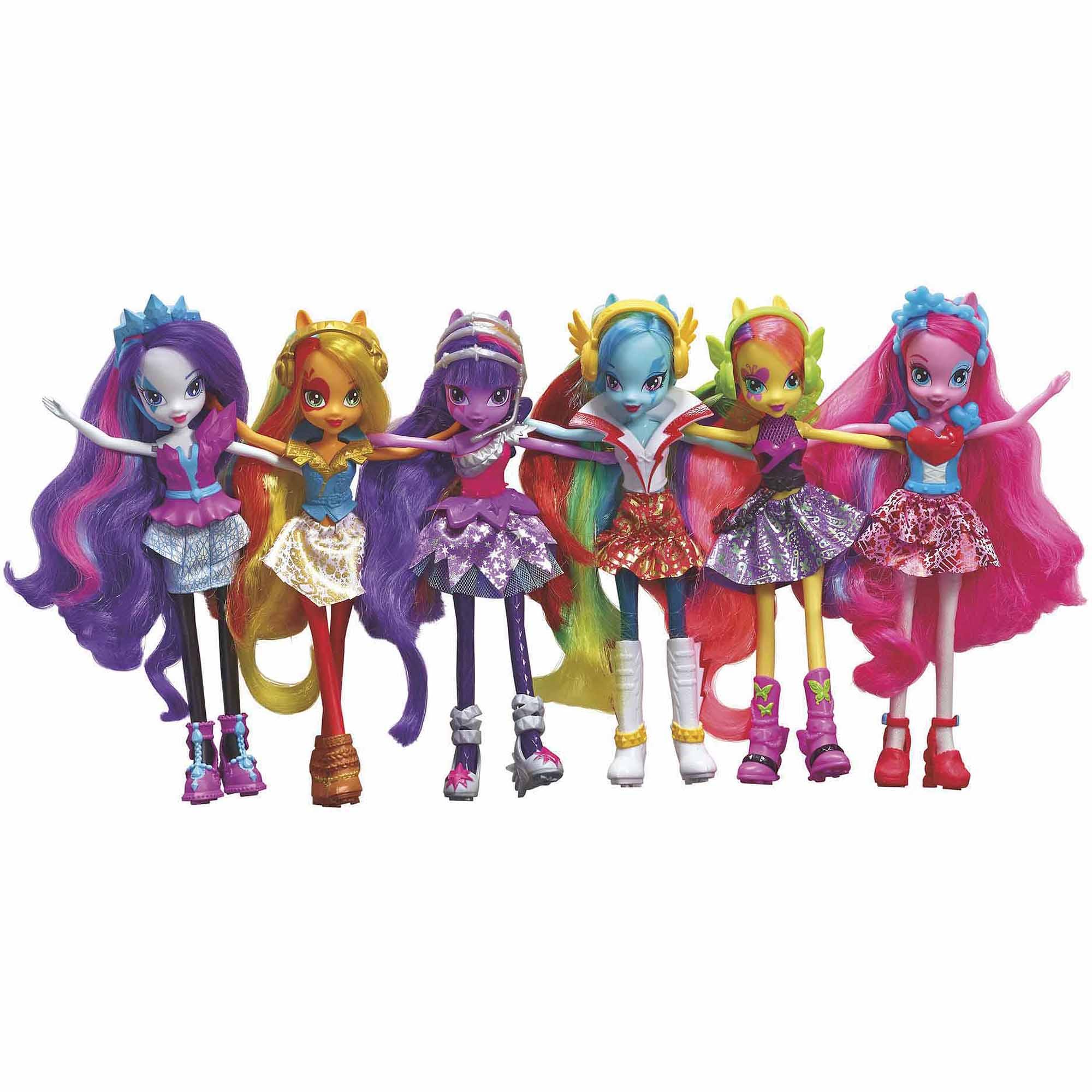 My Little Pony Equestria Girls Rarity Doll, Rainbow Rocks