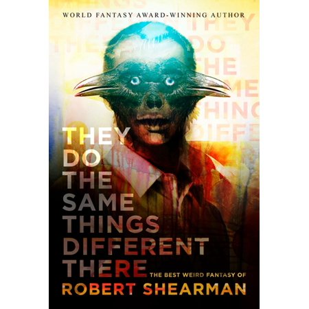 They Do the Same Things Different There - eBook