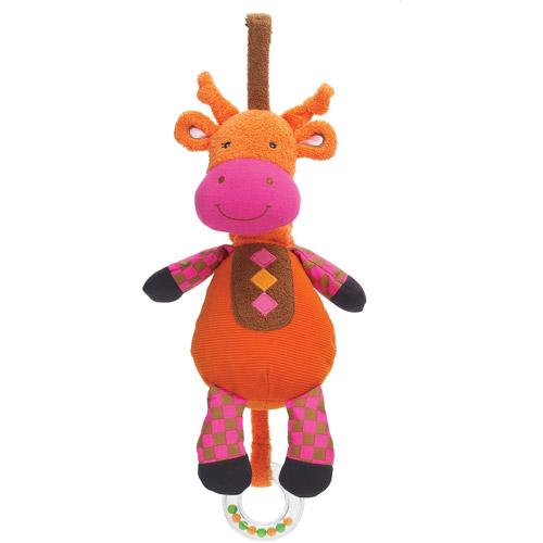Parents and Manhattan Toy Melody Giraffe