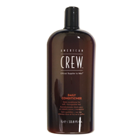 American Crew Daily Conditioner 33.8 Oz, For Soft Manageable Hair