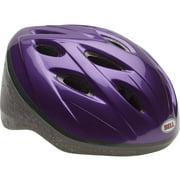 Bell Edge Bike Helmet, Purple, Youth 8+ (54-57cm)