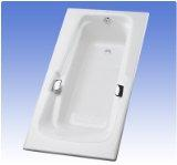 Toto FBY1500P#12 DROP IN CAST IRON BATHTUB