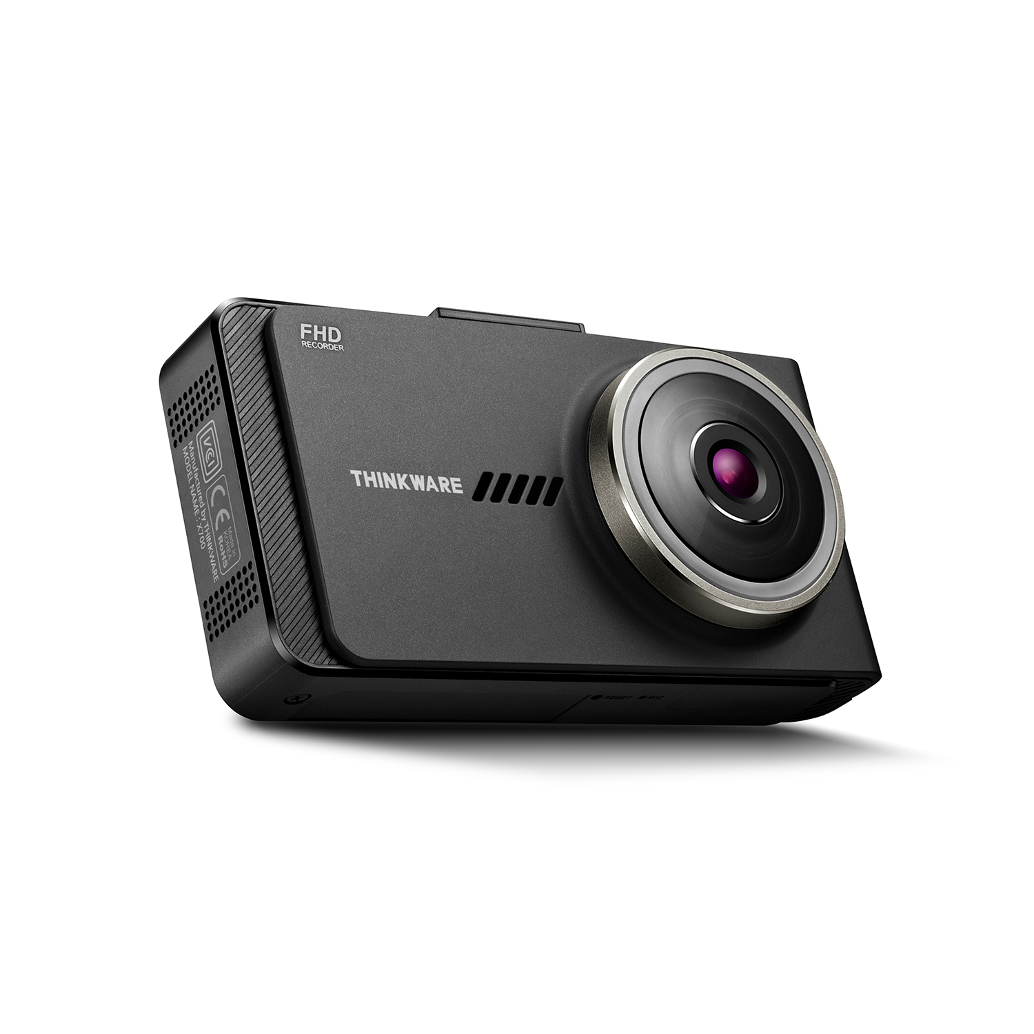 THINKWARE X700 Dual Dash Cam Front and Rear Camera for Cars Dashboard Camera Recorder with G-Sensor Car Camera W//Sony Sensor Optional Parking Mode Night Vision 16GB 1080P FHD GPS