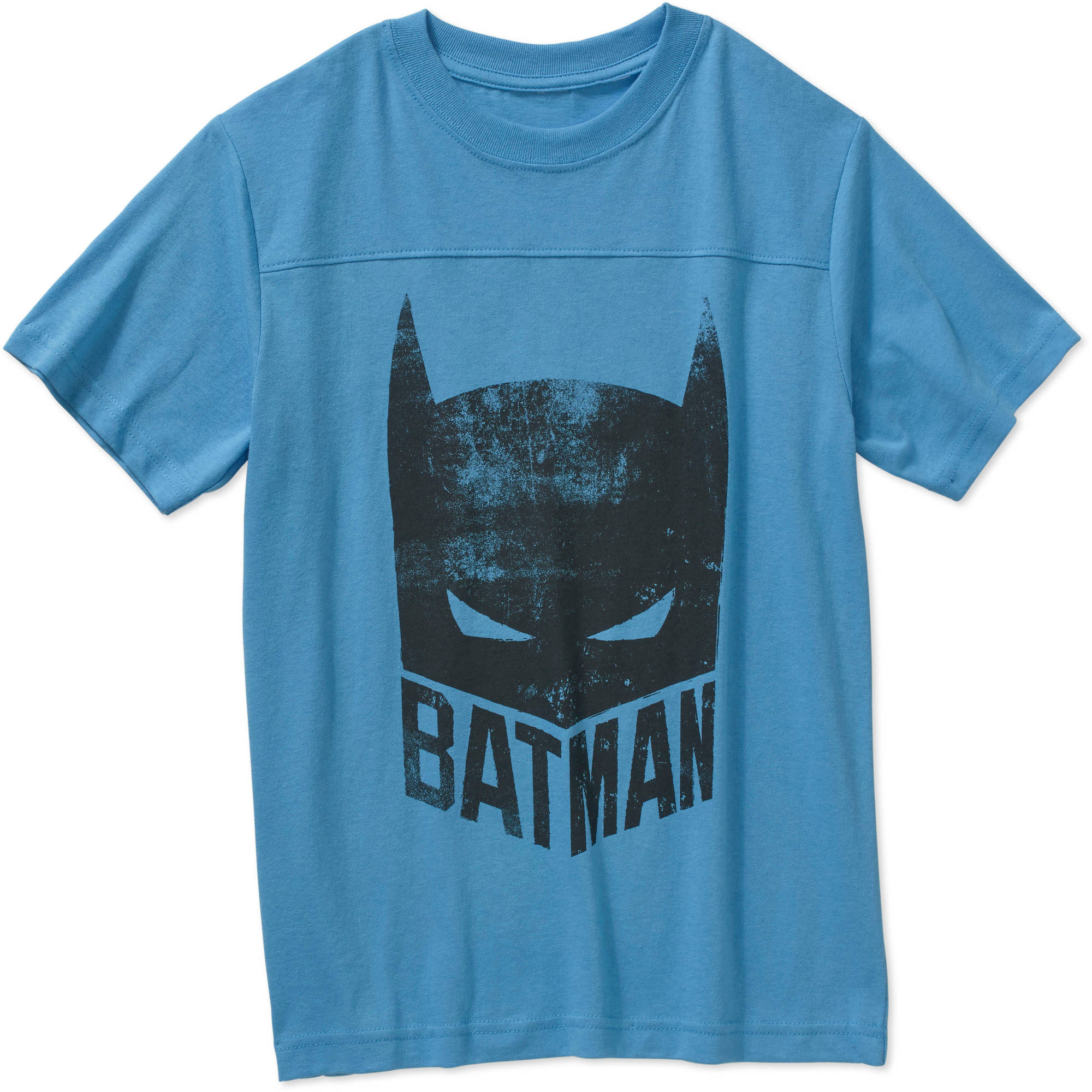 DC Comics Batman Acid Wash Boys' Graphic Tee by