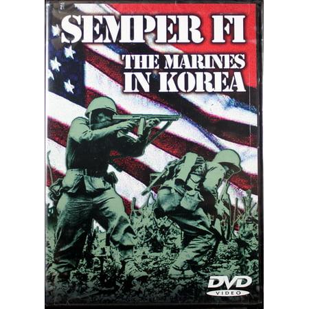 Semper Fi: The Marines In Korea DVD