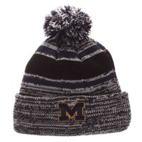 huge selection of 8eac8 30fd3 Product Image Zephyr Hats Michigan University Wolverines