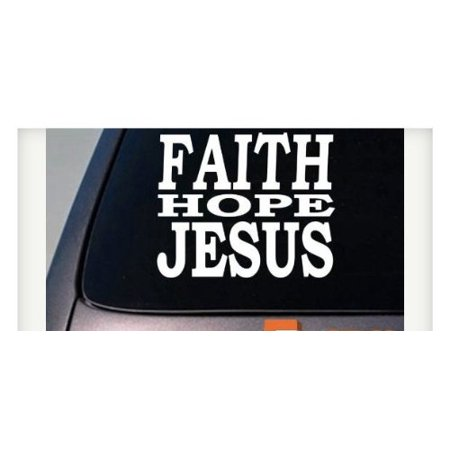 FAITH HOPE JESUS 6