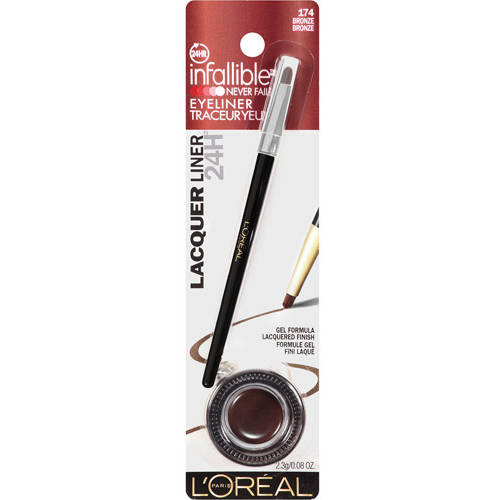 L'Oreal Paris Infallible Never Fail Gel Eyeliner, Navy