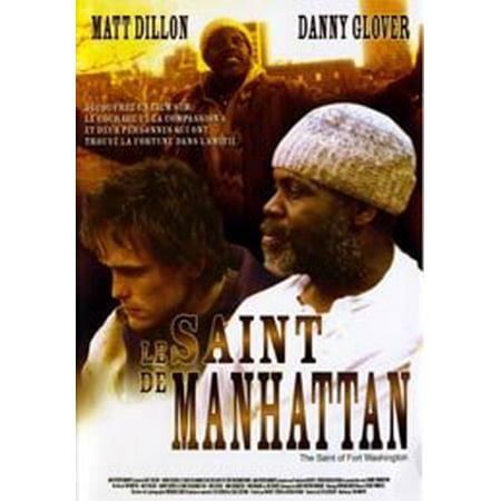 The Saint of Fort Washington (1993) ( Streets of New York ) [ NON-USA FORMAT, PAL, Reg.2 Import - France ]](Matt Dillon Miss Kitty)