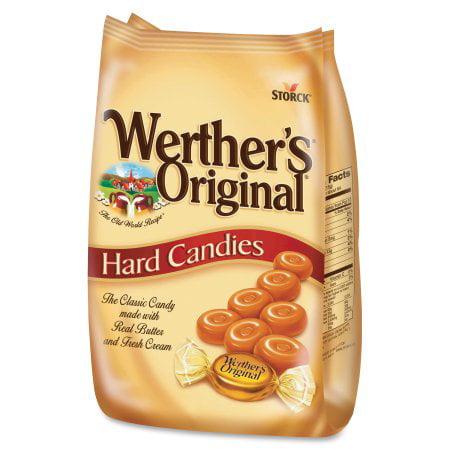 Werther's Original Hard Candies Caramel, 34 Oz