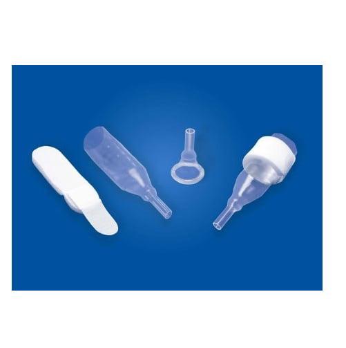 Natural non-adhesive male external catheter, intermediate 32 mm part no. 38303 (1/ea)