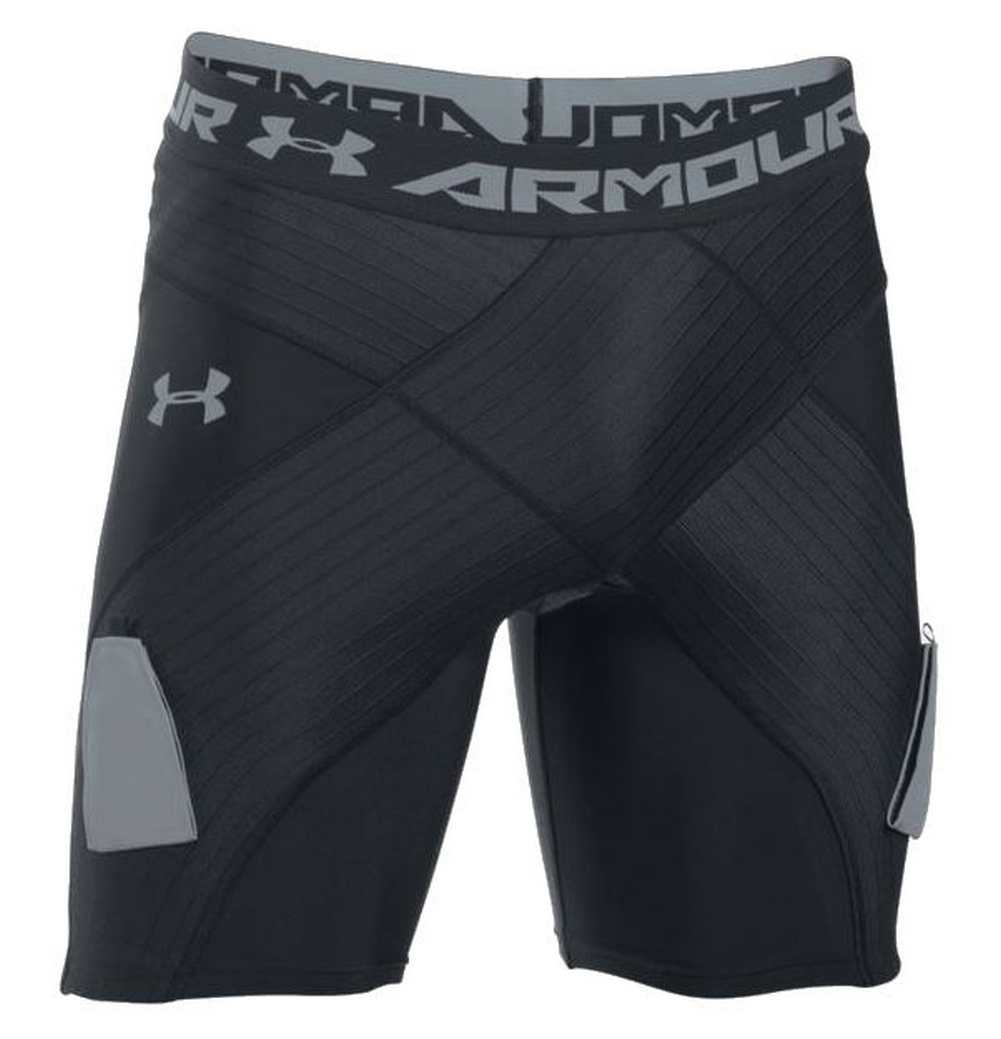 Under Armour UA Men's Hockey Coreshort Pro with Cup 1284735