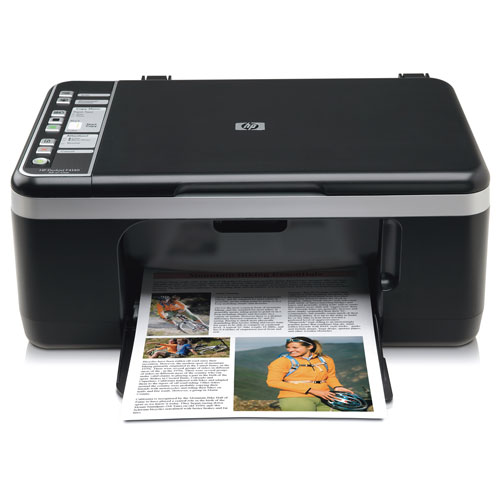 NEW DRIVERS: HP DESKJET F4140 ALL-IN-ONE PRINTER