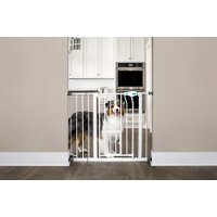 Product Image Carlson Extra Wide Walk Through Pet Gate With Small Door 37 Inches