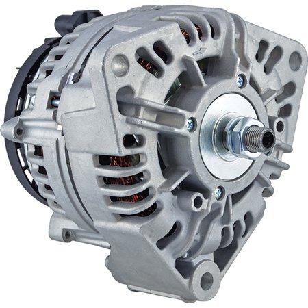New DB Electrical ROTA0898 Alternator for 12.8L 0.5 Clock 150 amp Internal Fan Type Internal Regulator CW Rotation 24V Mercedes-Benz Travego L 2012 0124655073, 0124655291, 0124655292, 000-150-72-50