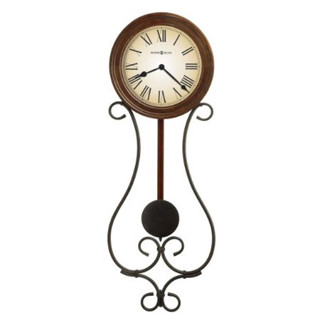 - Howard Miller 625-497 Kersen Wall Clock by