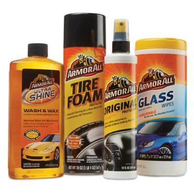 Armor All Car Care Kit Includes The Following Only One