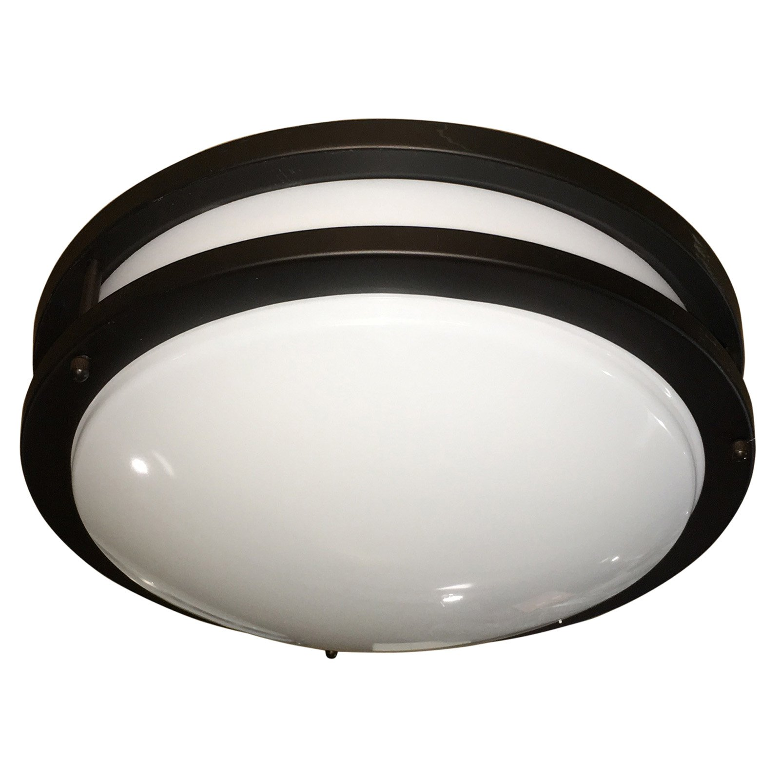 Euro Decorative 1 Circline Fluorescent Lighting in Oil Rubbed Bronze