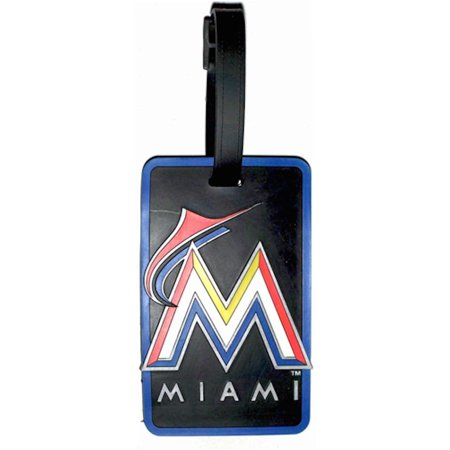 Marlin Tag - Amino USA Florida Marlins Luggage Bag Tags