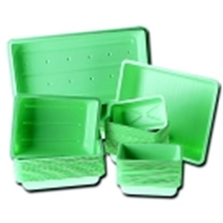Growers Supply Plastic Plant Trays, Pack - 18
